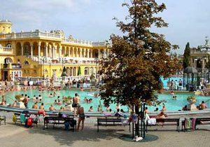 Thermenstadt Budapest