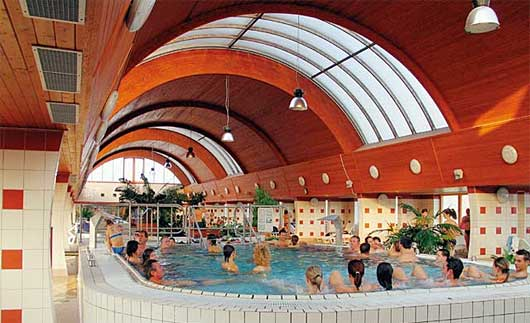 Therme von Bad Harkány