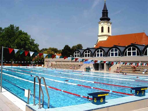 Thermalbad Gyula Kur Wellnessurlaub in Ungarn