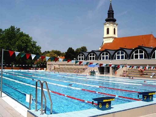 Wellnessurlaub Ungarn, Therme Gyula