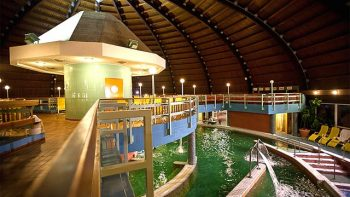 Therme Bad Gyula Heilbad in Ungarn