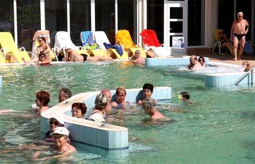 Wellnessurlaub und Kur in Mosonmagyaróvár
