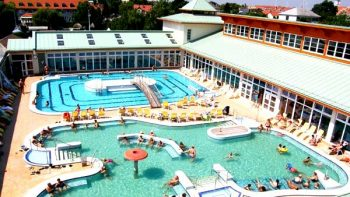 Therme Mosonmagyarovar Thermenland Ungarn