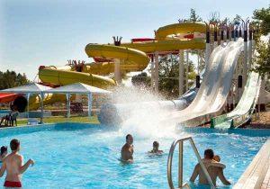 Kecskemet Erlebnisbad und Therme im Thermenland Ungarn