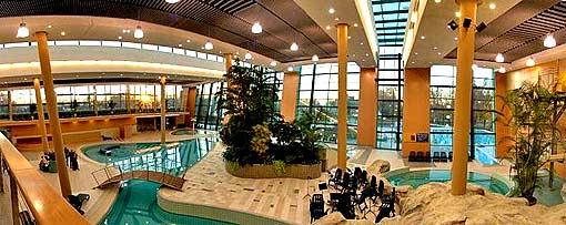 Thermalbad in Esztergom