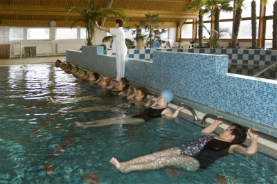 Therme lenti Indoorpool