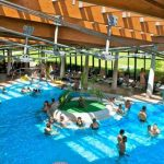 Thermalbad im Kurort Pápa in Ungarn