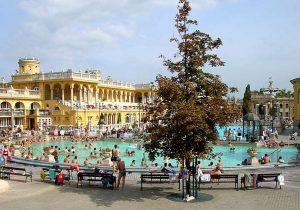 Thermenurlaub in Budapest im Gellért-Bad