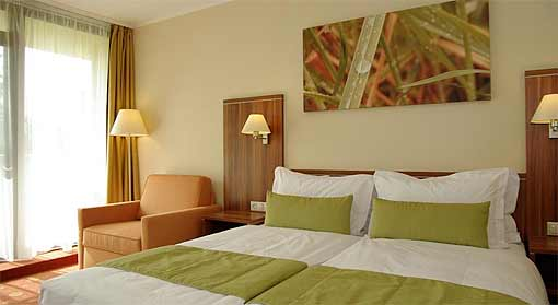 Wellness Hotel in Gyula Ungarn