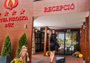 Hotel Piroska Bük