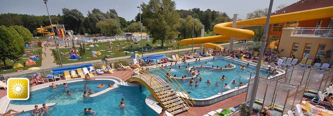 Badeurlaub mit Familie in Ungarn