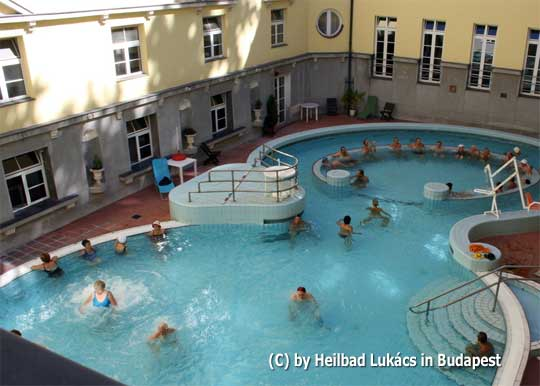 Lucas Therme Budapest