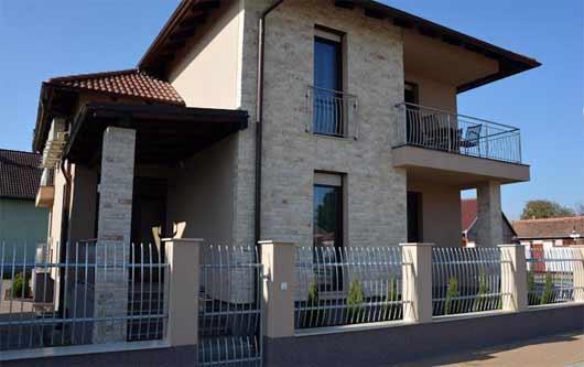 Mirzsó Apartmanház in Sarvar Ungarn