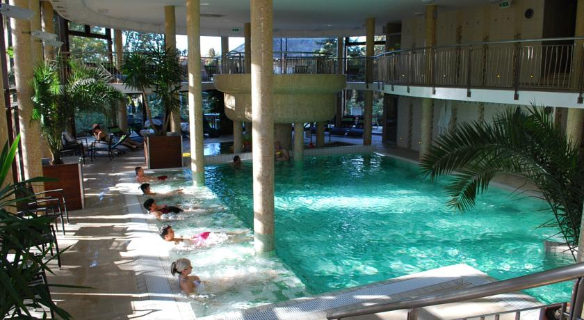 Wellnesshotel in Bad Gyula in Ungarn